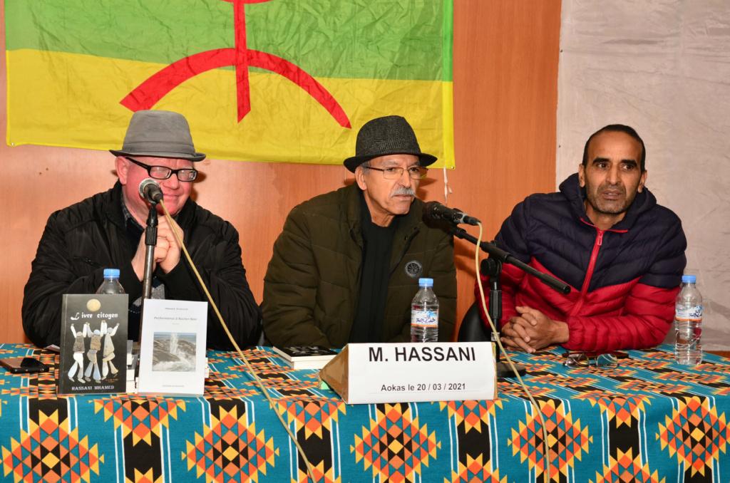 Hassani Mhamed à Aokas le samedi 20 mars 2021 10880
