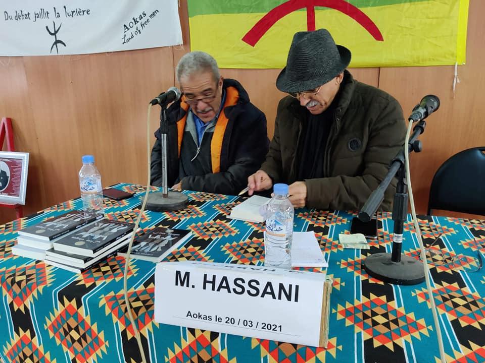 Hassani Mhamed à Aokas le samedi 20 mars 2021 10885