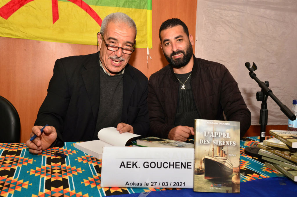 Abdelkader Gouchene à Aokas le samedi 27 mars 2021 10904
