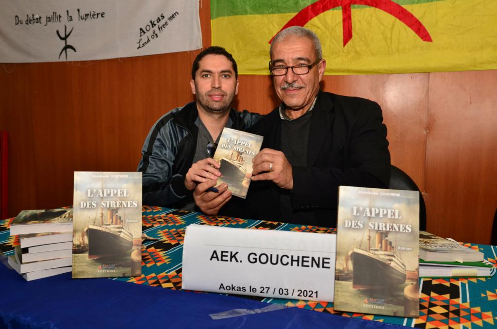 Abdelkader Gouchene à Aokas le samedi 27 mars 2021 10905