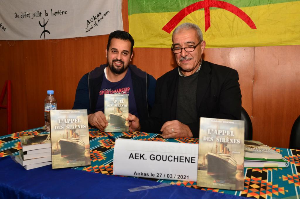 Abdelkader Gouchene à Aokas le samedi 27 mars 2021 10906
