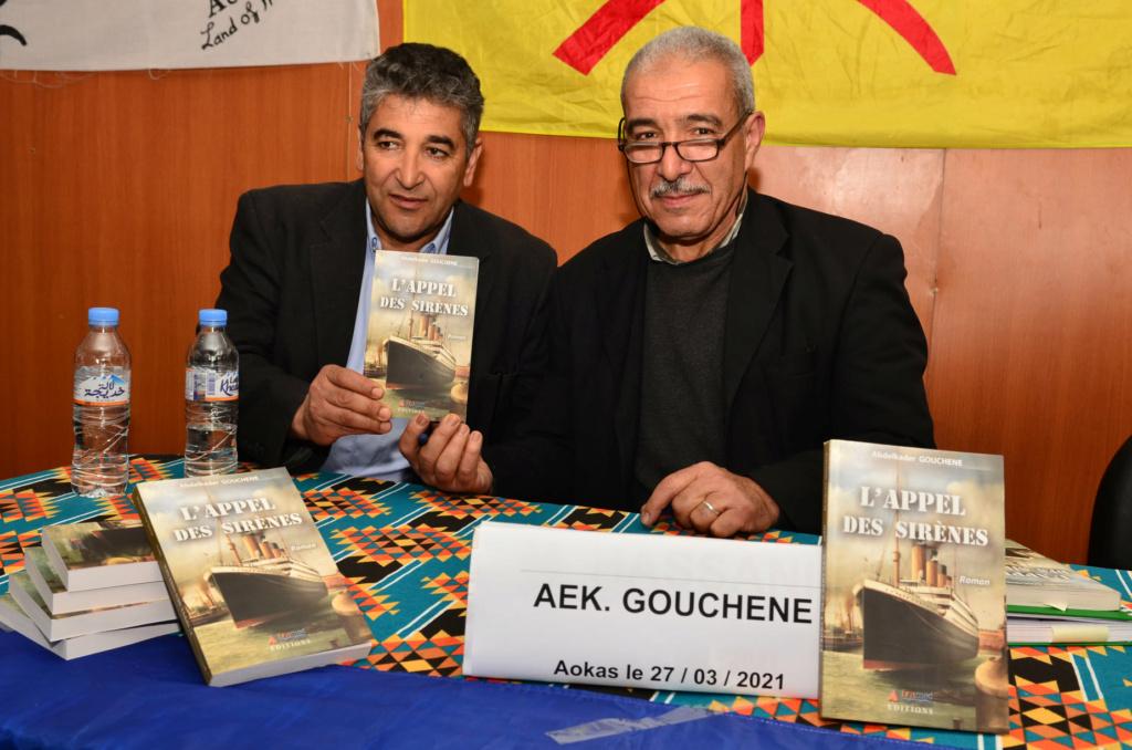 Abdelkader Gouchene à Aokas le samedi 27 mars 2021 10910