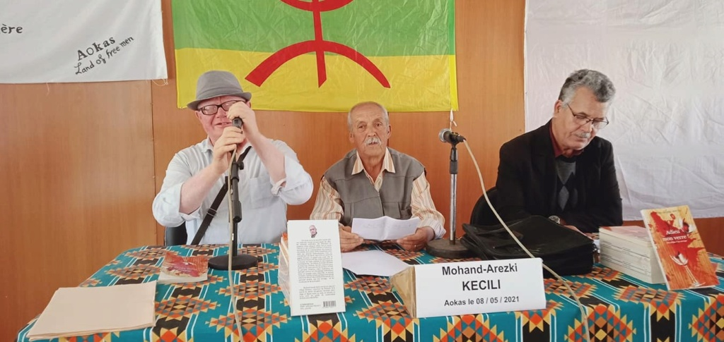 Mohand Arezki Kecili à Aokas le samedi 08 mai 2021 10963