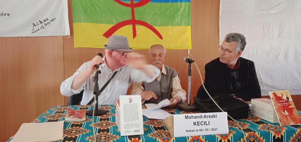 Mohand Arezki Kecili à Aokas le samedi 08 mai 2021 10964