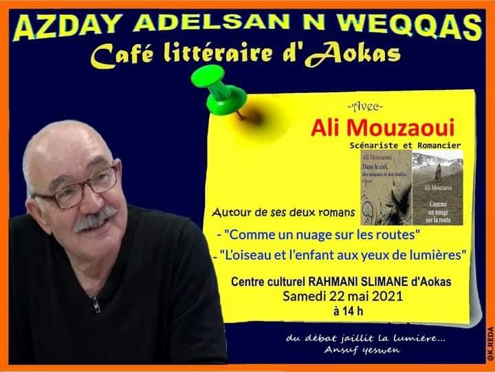 Ali Mouzaoui à Aokas le samedi 22 mai 2021 10973