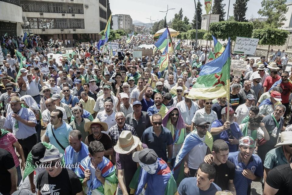 BEJAIA 19 JUILLET 2019: 22eme semaine de marches pacifiques 11004