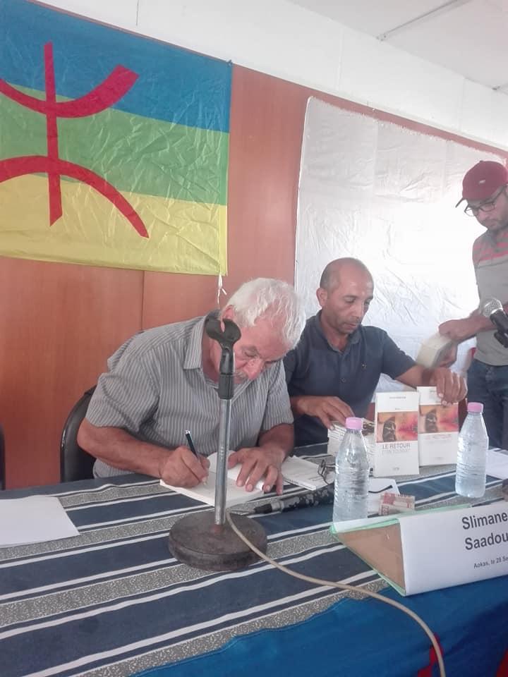 Slimane Saadoun à Aokas  le samedi 28 septembre 2019 - Page 2 11039