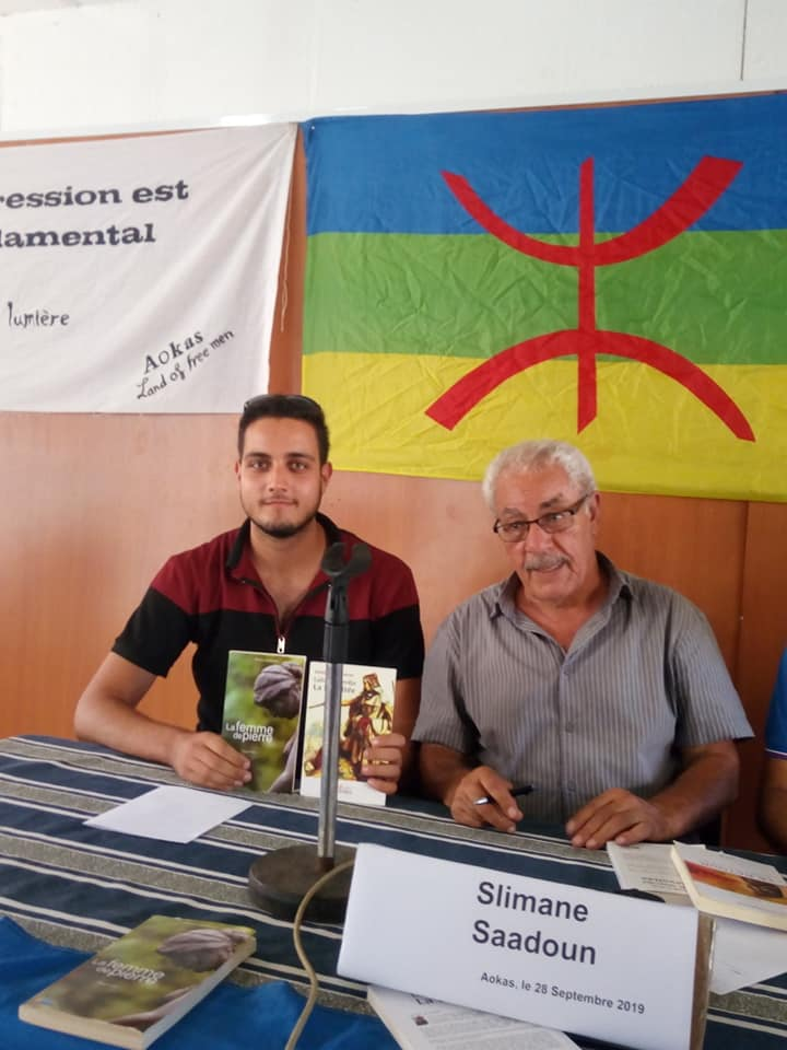 Slimane Saadoun à Aokas  le samedi 28 septembre 2019 - Page 2 11051