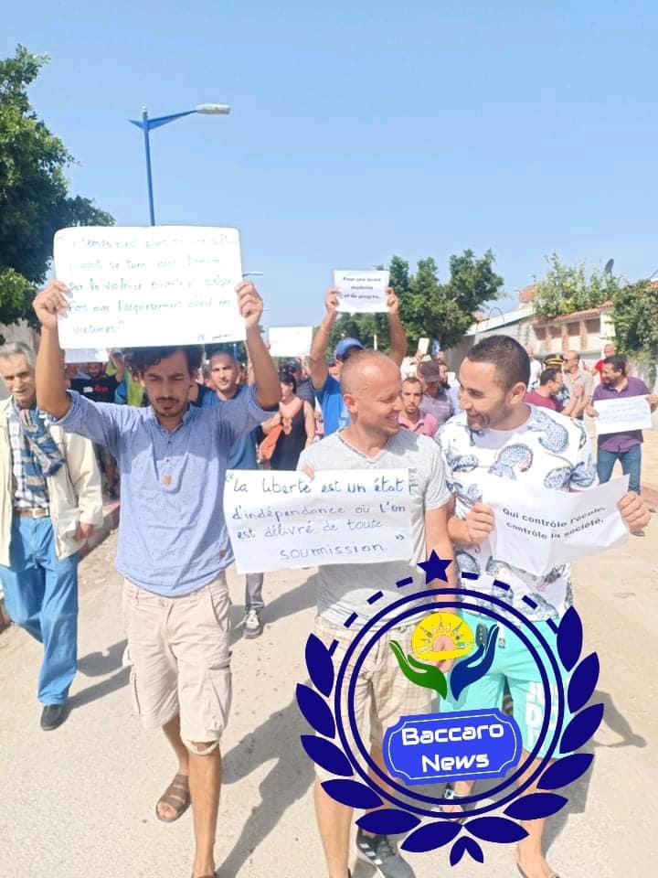 Marche à Tichy le jeudi 24 septembre 2020 pour liberer la culture 111007