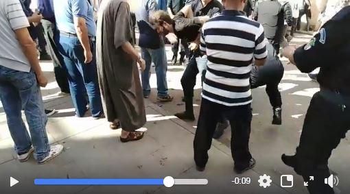 Aidali Yani, animateur du mouvement estudiantin, arrêté mardi 08 octobre à Alger 11190