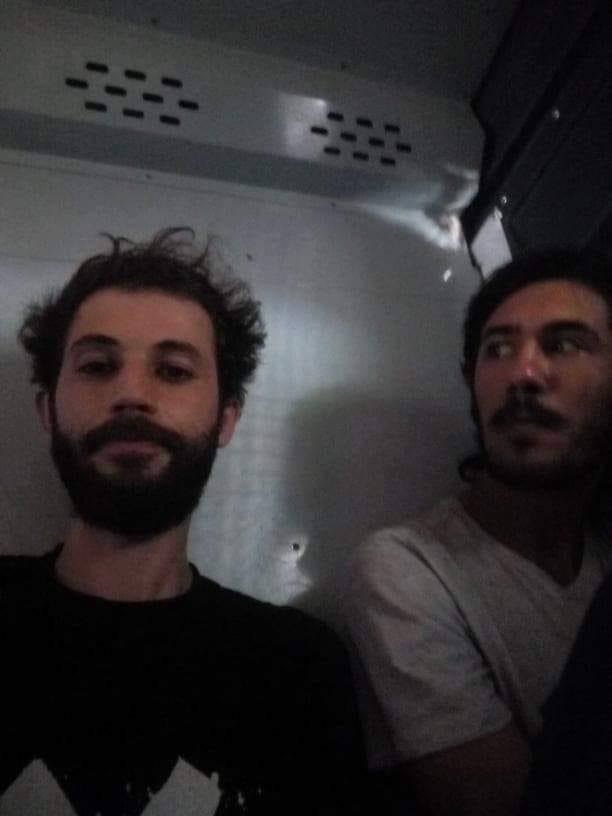 Aidali Yani, animateur du mouvement estudiantin, arrêté mardi 08 octobre à Alger 11196