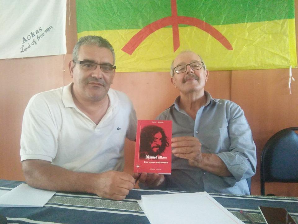 Conférence de Rachid Oulebsir à Aokas le samedi 12 Octobre 2019 11235