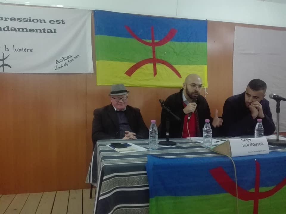 Nedjib Sidi Moussa  à Aokas le samedi 16 novembre 2019 11313