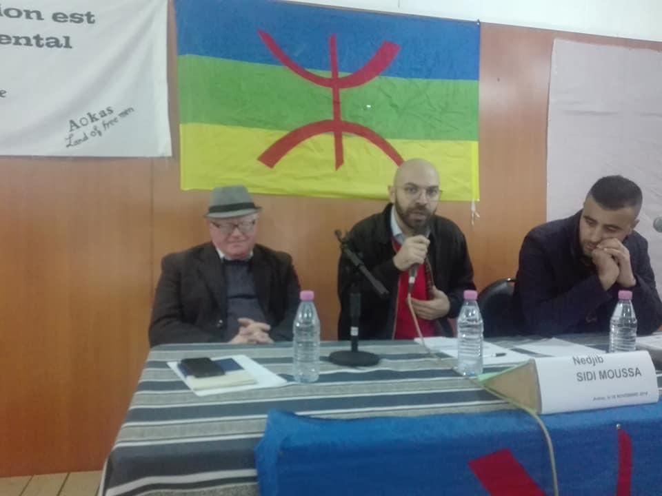 Nedjib Sidi Moussa  à Aokas le samedi 16 novembre 2019 11316