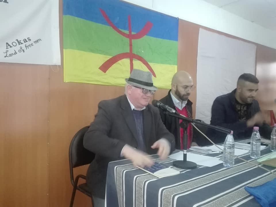 Nedjib Sidi Moussa  à Aokas le samedi 16 novembre 2019 11318