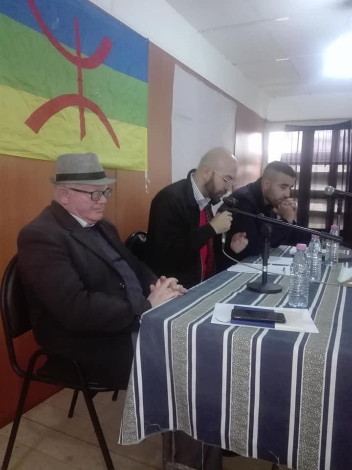 Nedjib Sidi Moussa  à Aokas le samedi 16 novembre 2019 11320