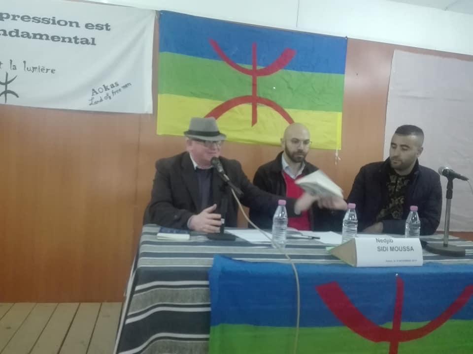 Nedjib Sidi Moussa  à Aokas le samedi 16 novembre 2019 11322