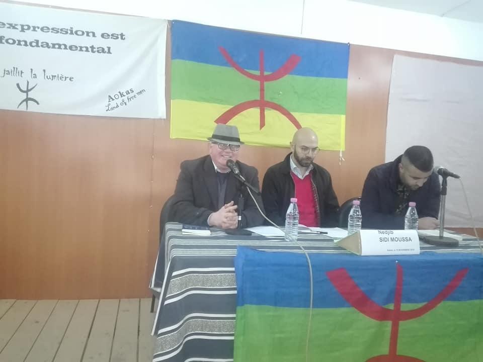 Nedjib Sidi Moussa  à Aokas le samedi 16 novembre 2019 11323