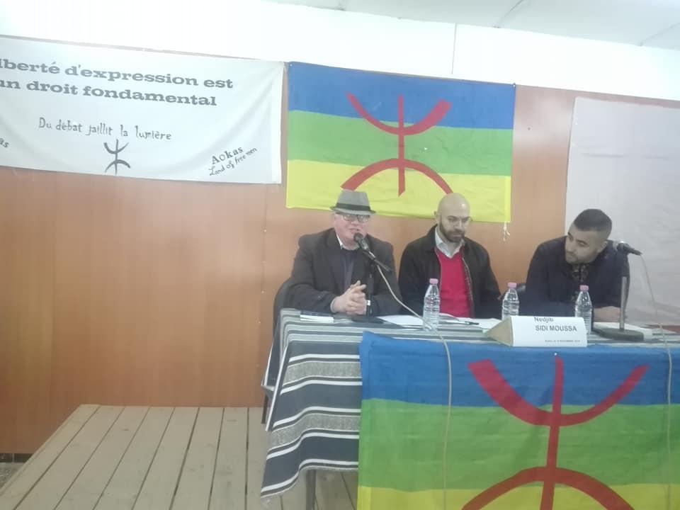 Nedjib Sidi Moussa  à Aokas le samedi 16 novembre 2019 11324