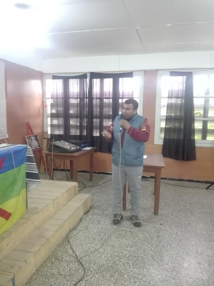 Nedjib Sidi Moussa  à Aokas le samedi 16 novembre 2019 11325