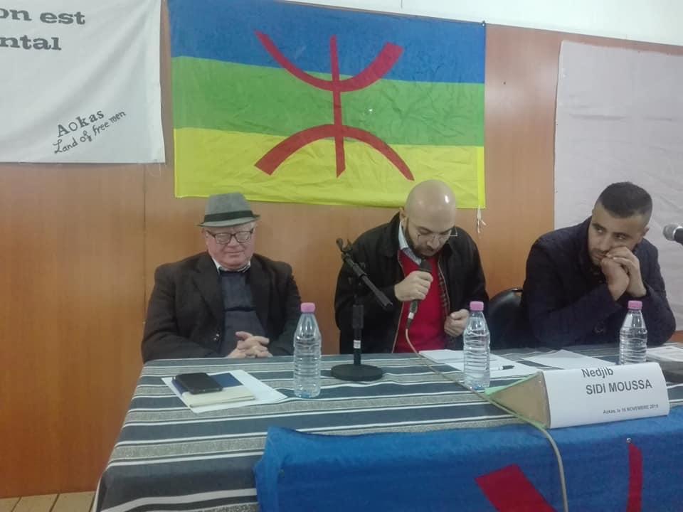 Nedjib Sidi Moussa  à Aokas le samedi 16 novembre 2019 11330
