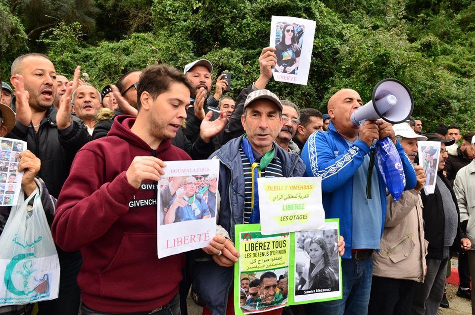 Marche à Aokas le samedi 16 novembre 2019 pour un changement radical du système - Page 3 11369