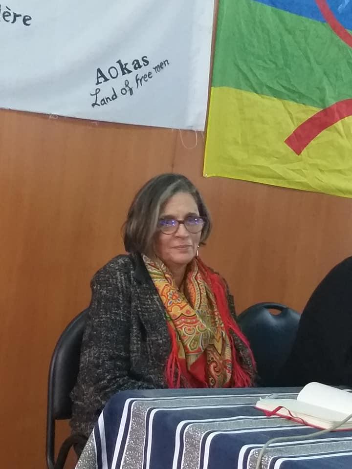 Aouicha Bakhti à Aokas le samedi 23 novembre 2019 11422