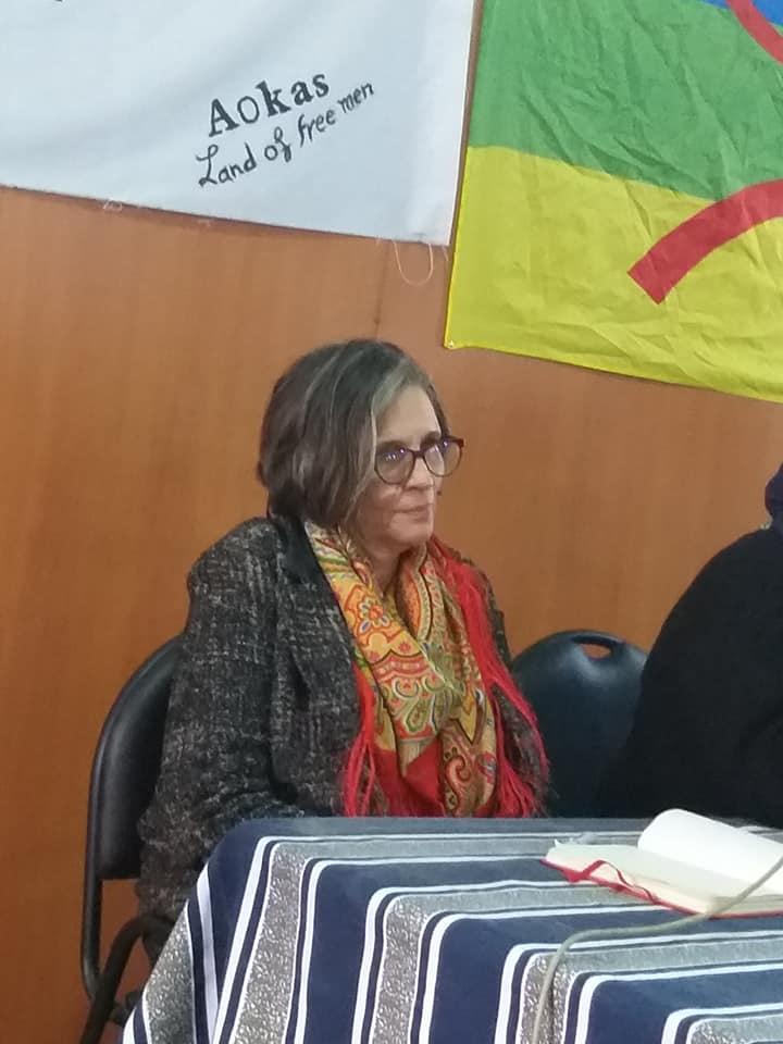 Aouicha Bakhti à Aokas le samedi 23 novembre 2019 11428