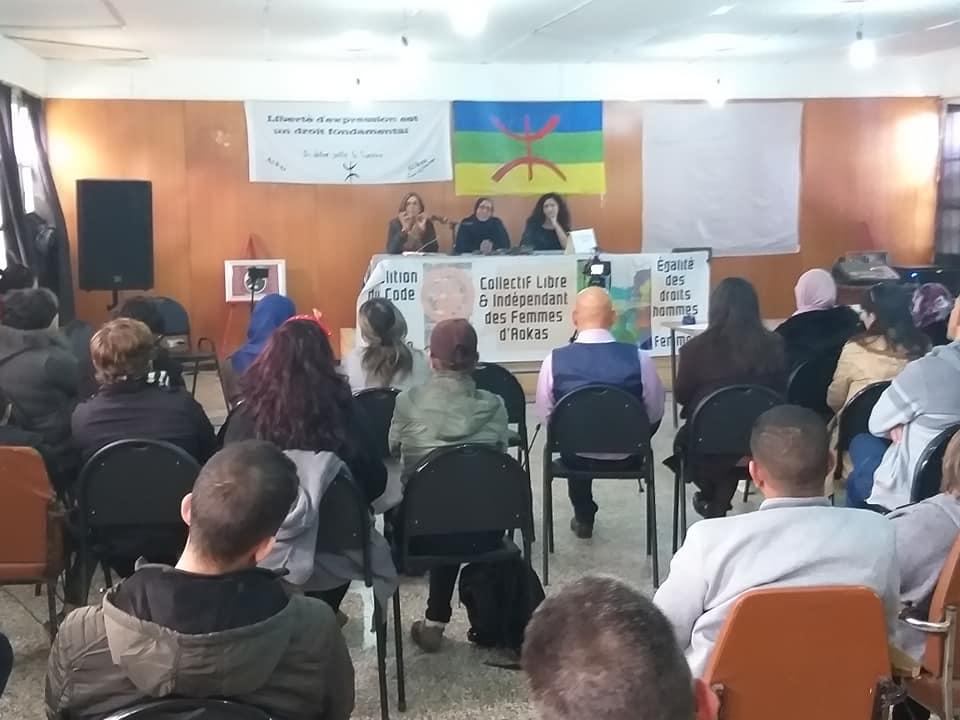 Aouicha Bakhti à Aokas le samedi 23 novembre 2019 11436