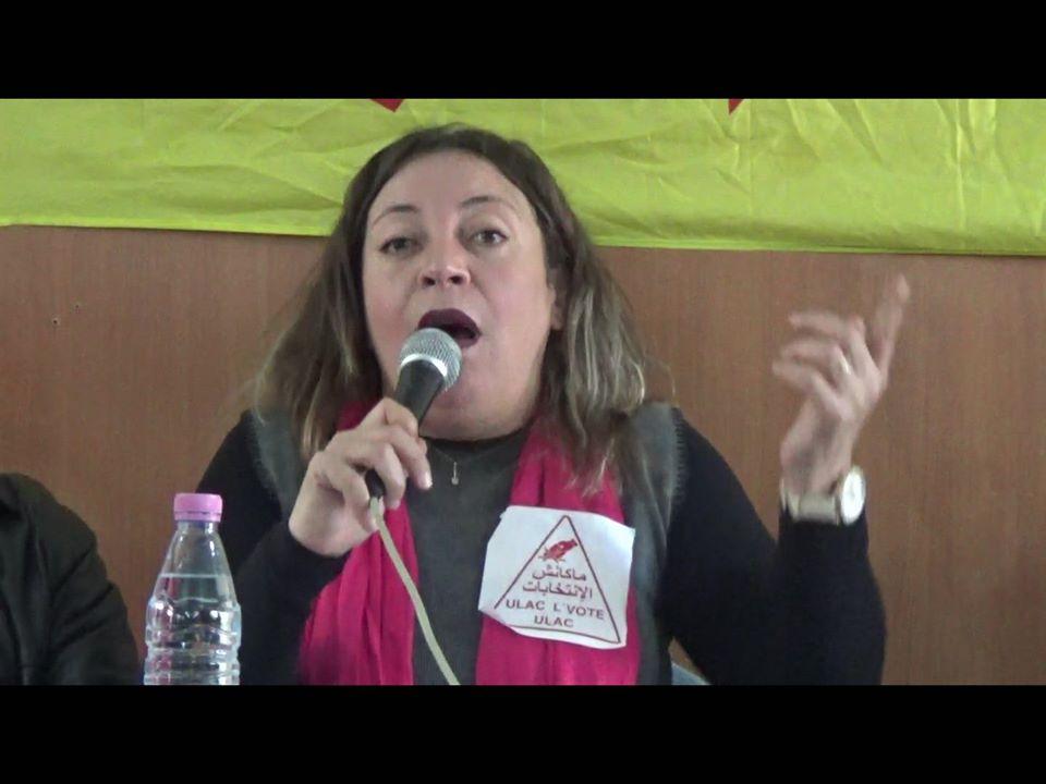 Amira Bouraoui à Aokas le samedi 07 décembre 2019 11582