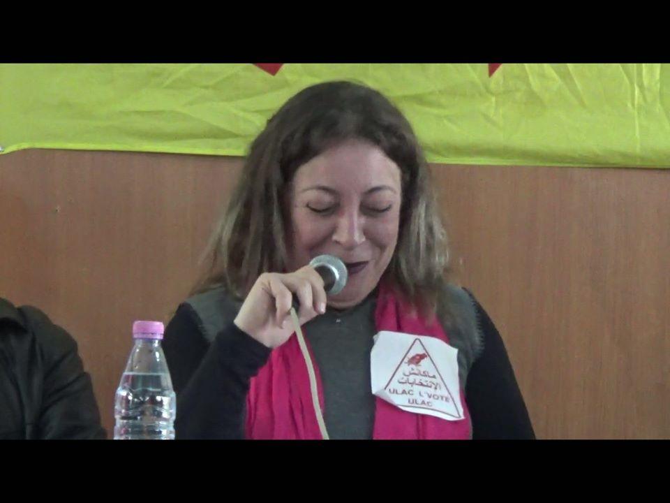 Amira Bouraoui à Aokas le samedi 07 décembre 2019 11583