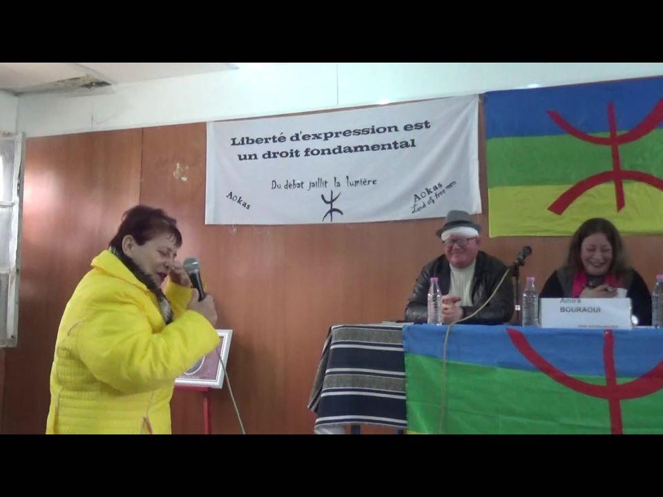Amira Bouraoui à Aokas le samedi 07 décembre 2019 11584