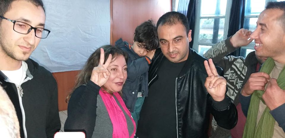 Amira Bouraoui à Aokas le samedi 07 décembre 2019 11589