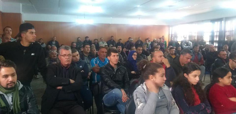 Amira Bouraoui à Aokas le samedi 07 décembre 2019 11590