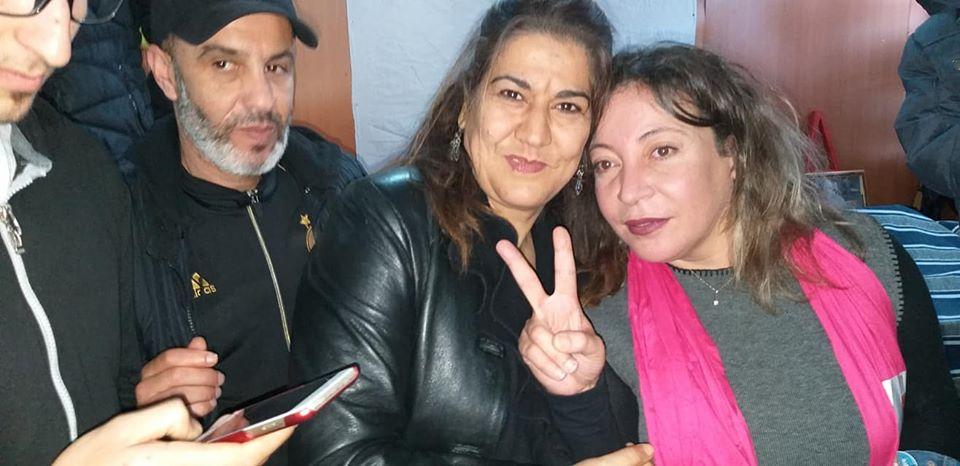 Amira Bouraoui à Aokas le samedi 07 décembre 2019 11591