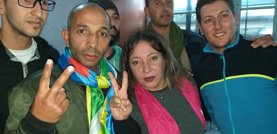 Amira Bouraoui à Aokas le samedi 07 décembre 2019 11593
