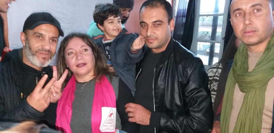 Amira Bouraoui à Aokas le samedi 07 décembre 2019 11595