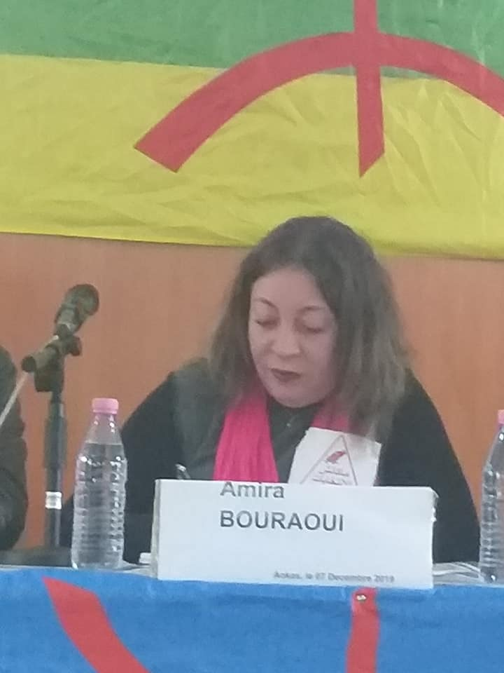 Amira Bouraoui à Aokas le samedi 07 décembre 2019 - Page 2 11601