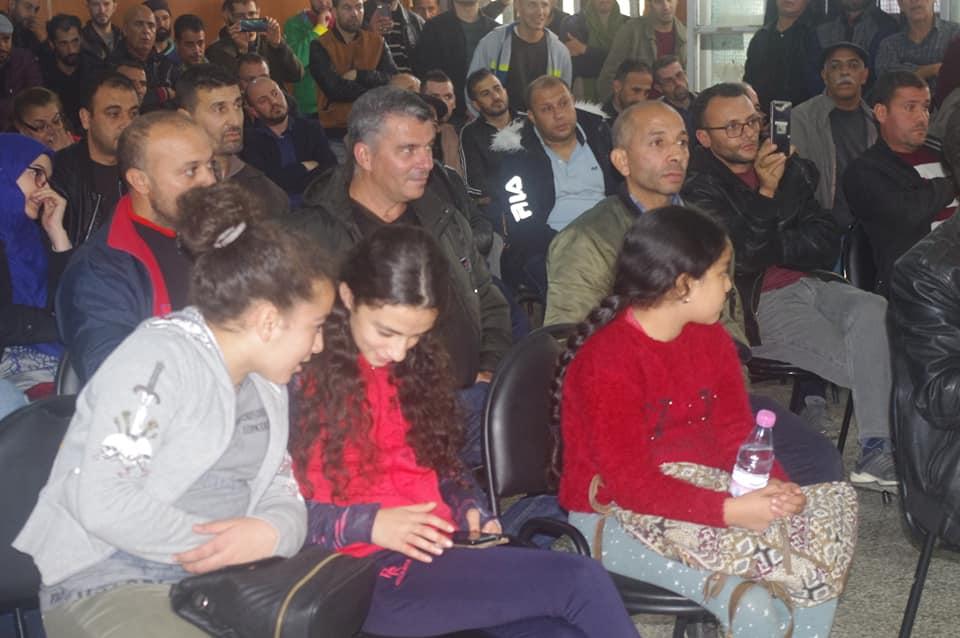 Amira Bouraoui à Aokas le samedi 07 décembre 2019 - Page 2 11609