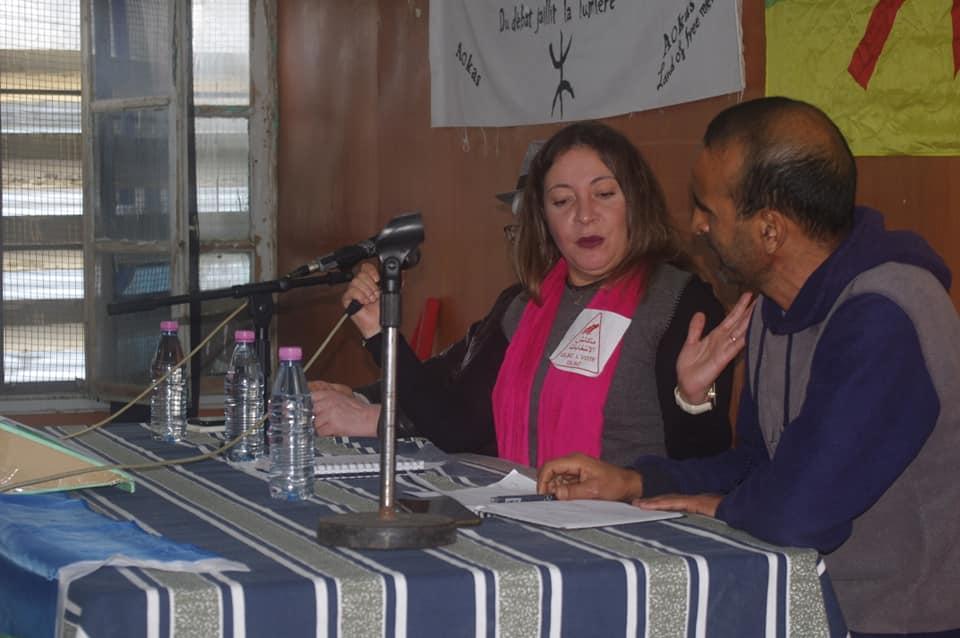 Amira Bouraoui à Aokas le samedi 07 décembre 2019 - Page 2 11612