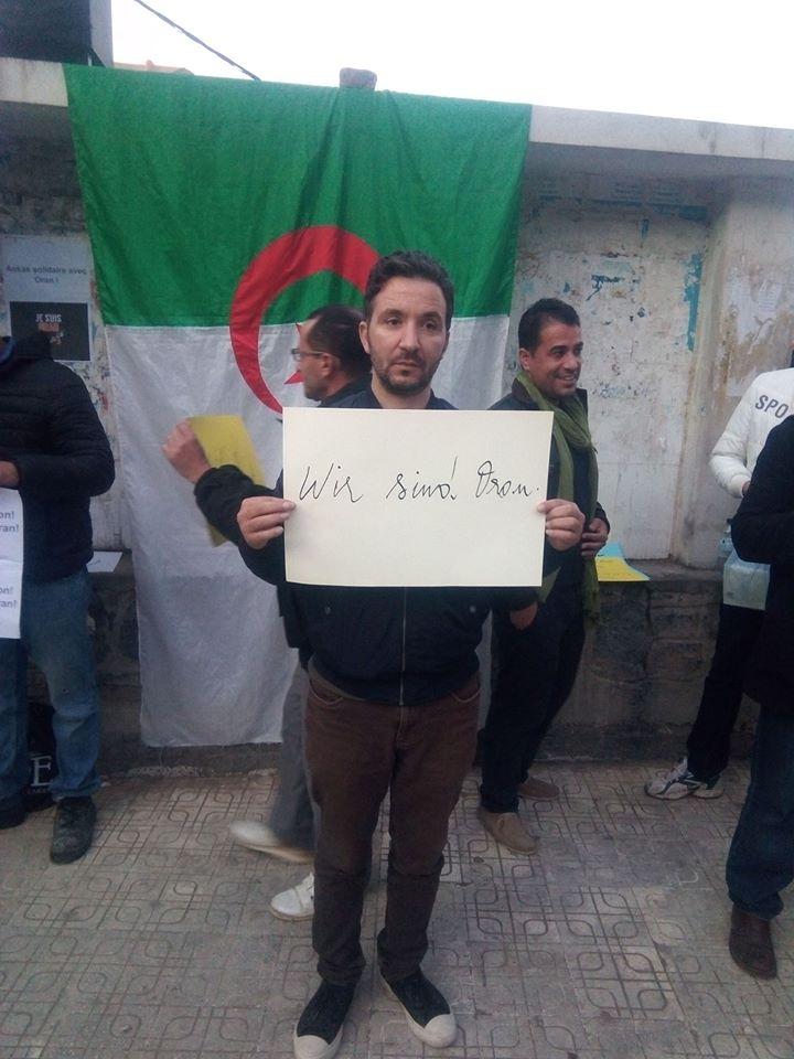 Rassemblement à Aokas en solidarité avec Oran le dimanche 15 décembre 2019 11641