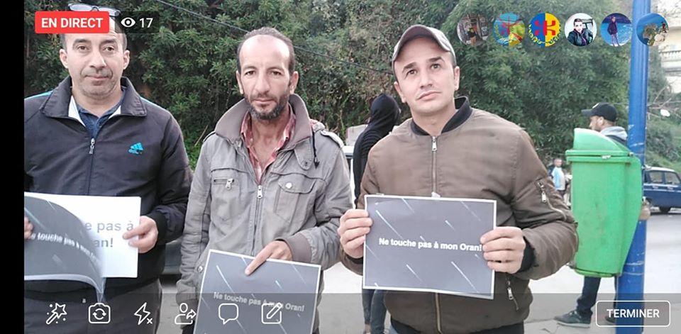 Rassemblement à Aokas en solidarité avec Oran le dimanche 15 décembre 2019 - Page 3 11688