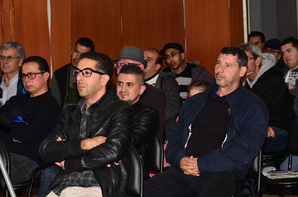Rachid Saou et Djamel Benyoub, à Aokas le samedi 14 décembre 2019 - Page 2 11702