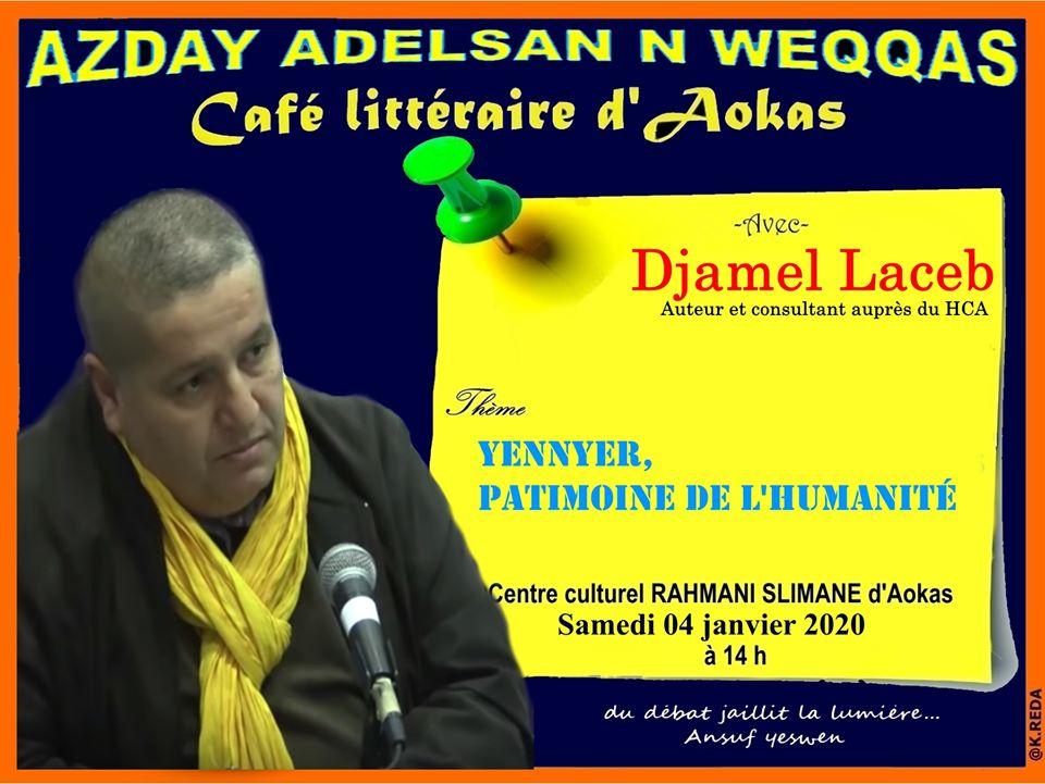 Djamel Laceb à Aokas le samedi 04 janvier 2020 11782