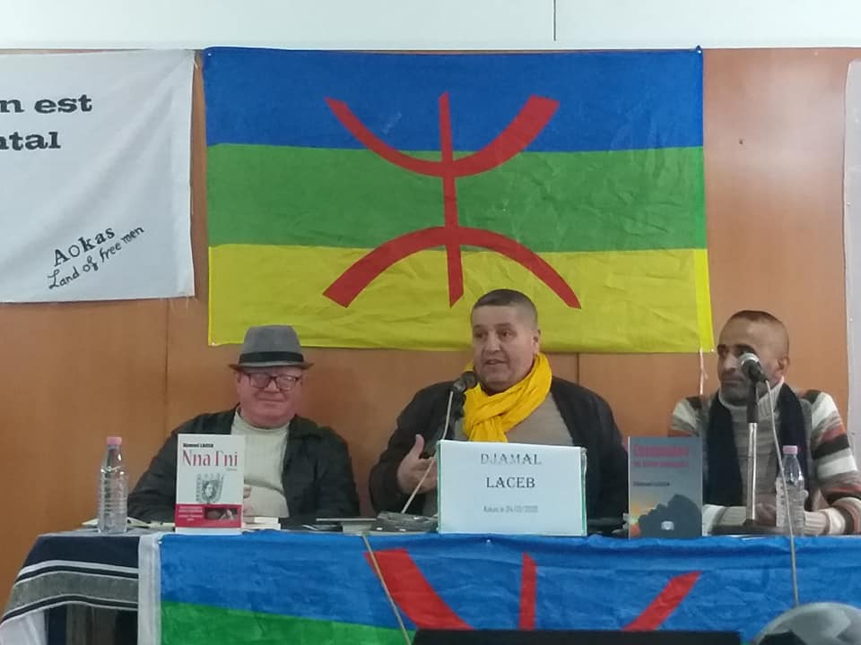 Djamel Laceb à Aokas le samedi 04 janvier 2020 11788