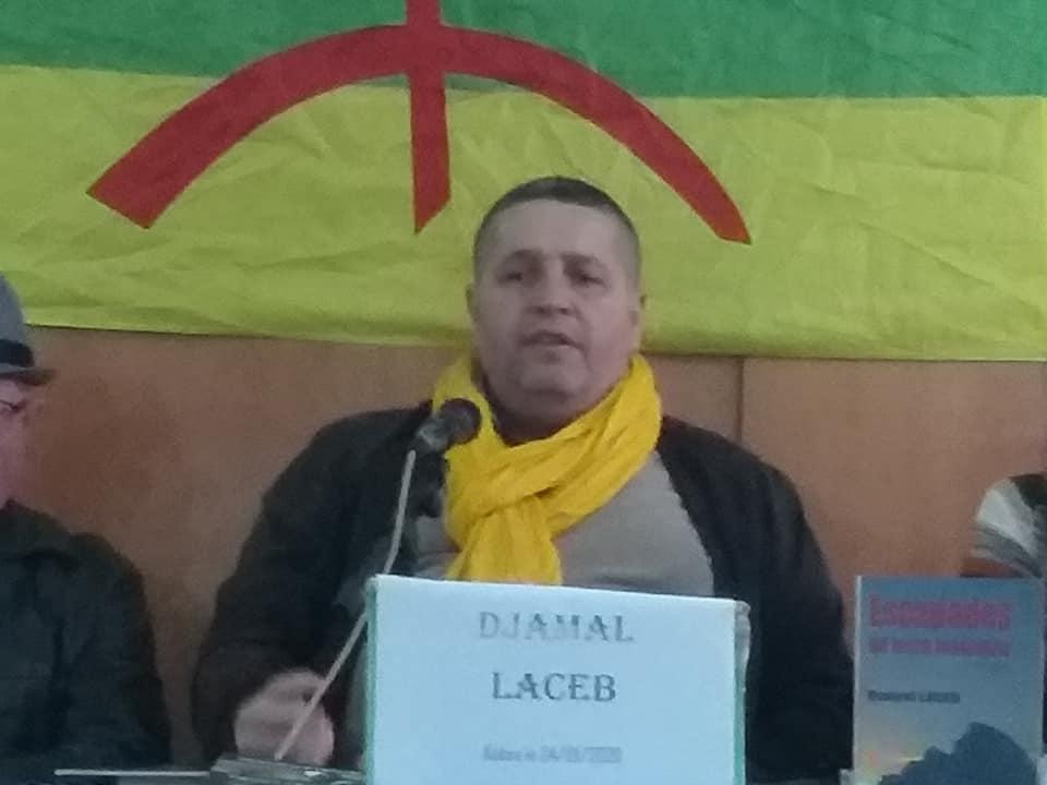 Djamel Laceb à Aokas le samedi 04 janvier 2020 11789