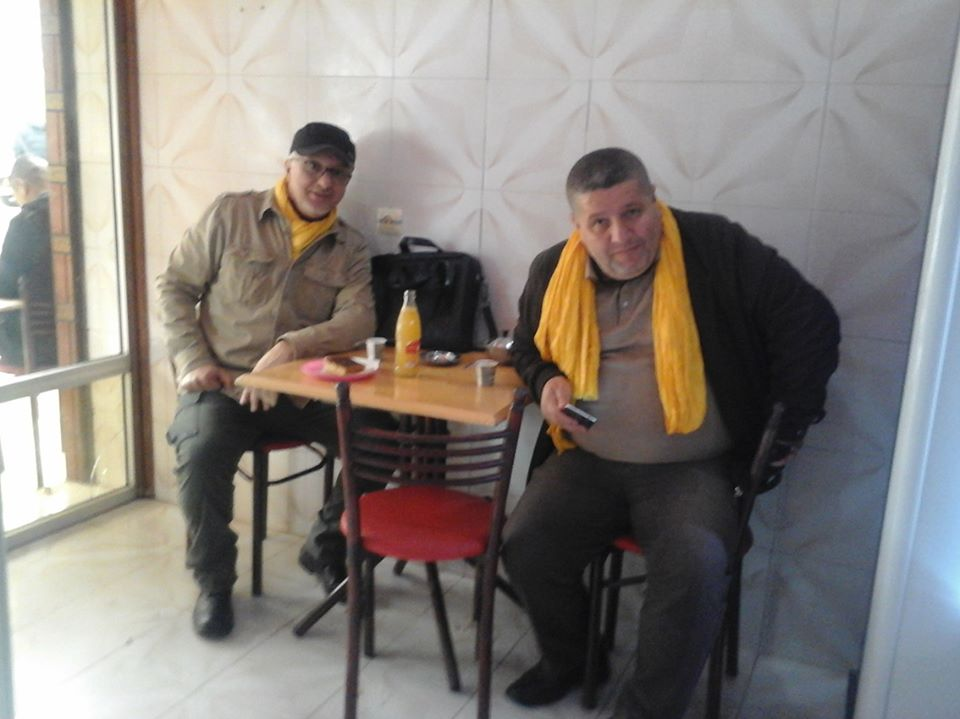 Djamel Laceb à Aokas le samedi 04 janvier 2020 11795