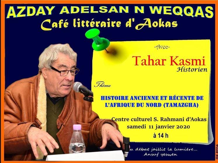Tahar Kasmi à Aokas le samedi 11 janvier 2020 11801
