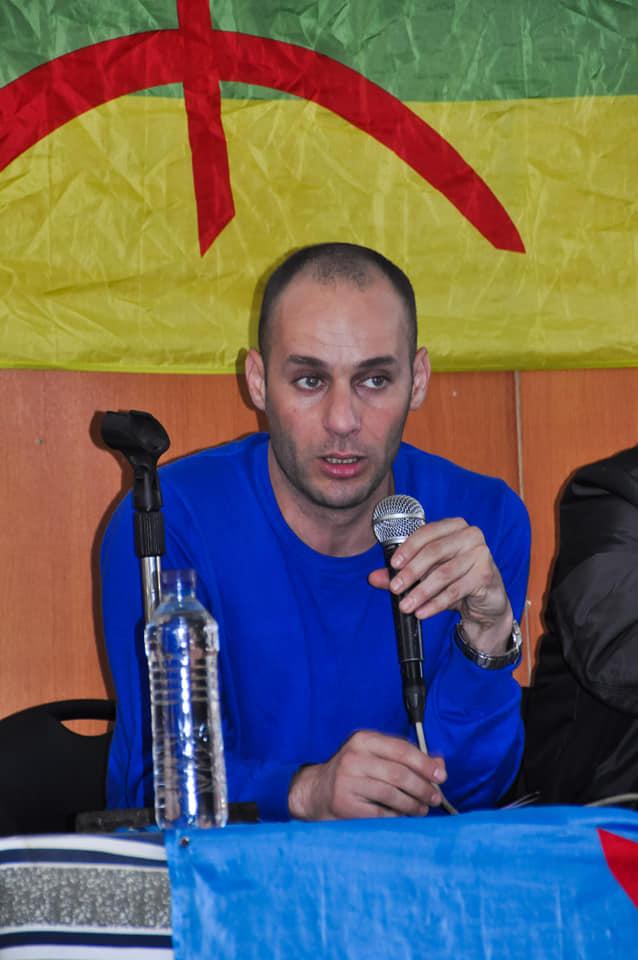 Messaoud Leftissi et Rafik Amzal à Aokas le samedi 08 fevrier 2020 11887