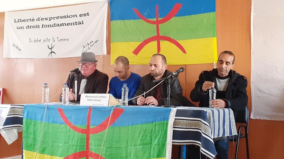 Messaoud Leftissi et Rafik Amzal à Aokas le samedi 08 fevrier 2020 - Page 2 11903